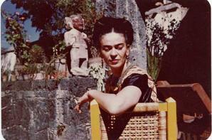 Frida, s'il te plait, show me the way