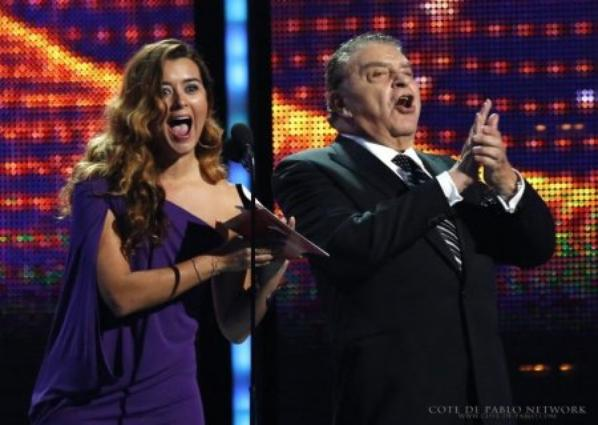 Cote au 14th Annual Latin GRAMMY Awards 11/21/2013