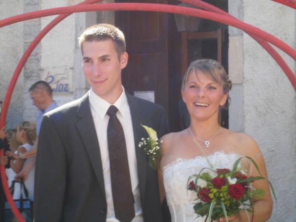 Mariage Patricia et Loïc