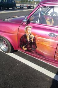 voiture Johnny Hallyday