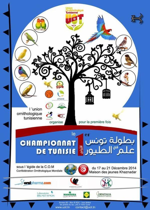 PREMIERE CHAMPIONAT NATIONAL EN TUNISIE