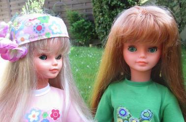 Cathie et Nathie