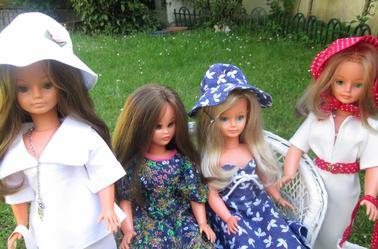 Cathie,Marion,Ella