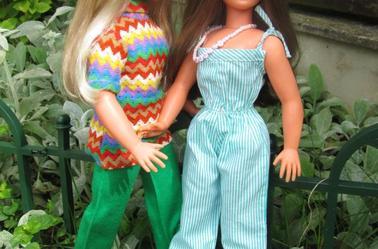 Cathie et Marion