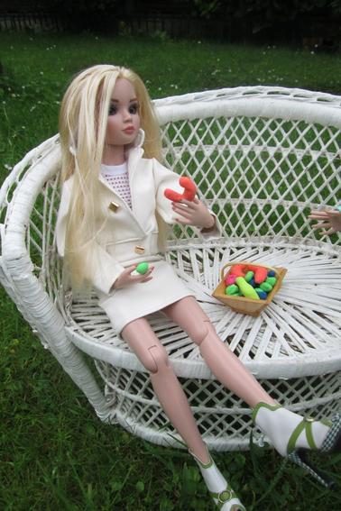poupées Tonner
