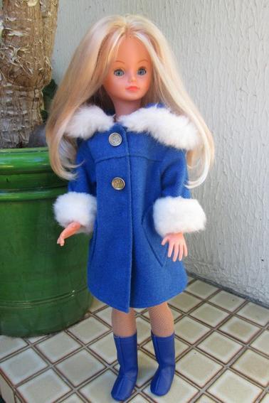 j'ai chipé le manteau à ma soeur