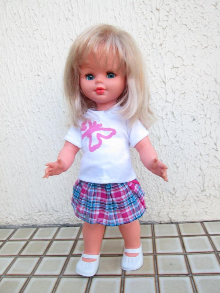 nouvelle tenue pour ma petite Coraline