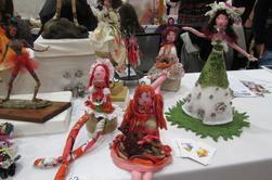 ma 1ère visite à l'expo des poupées vintage