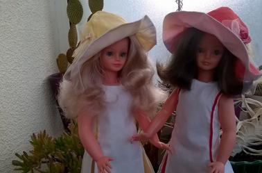 Mireille Darc et les demoiselles de Rochefort