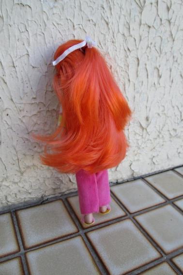 et en roux carotte aussi