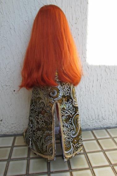 Ariel ma roussette flamboyante