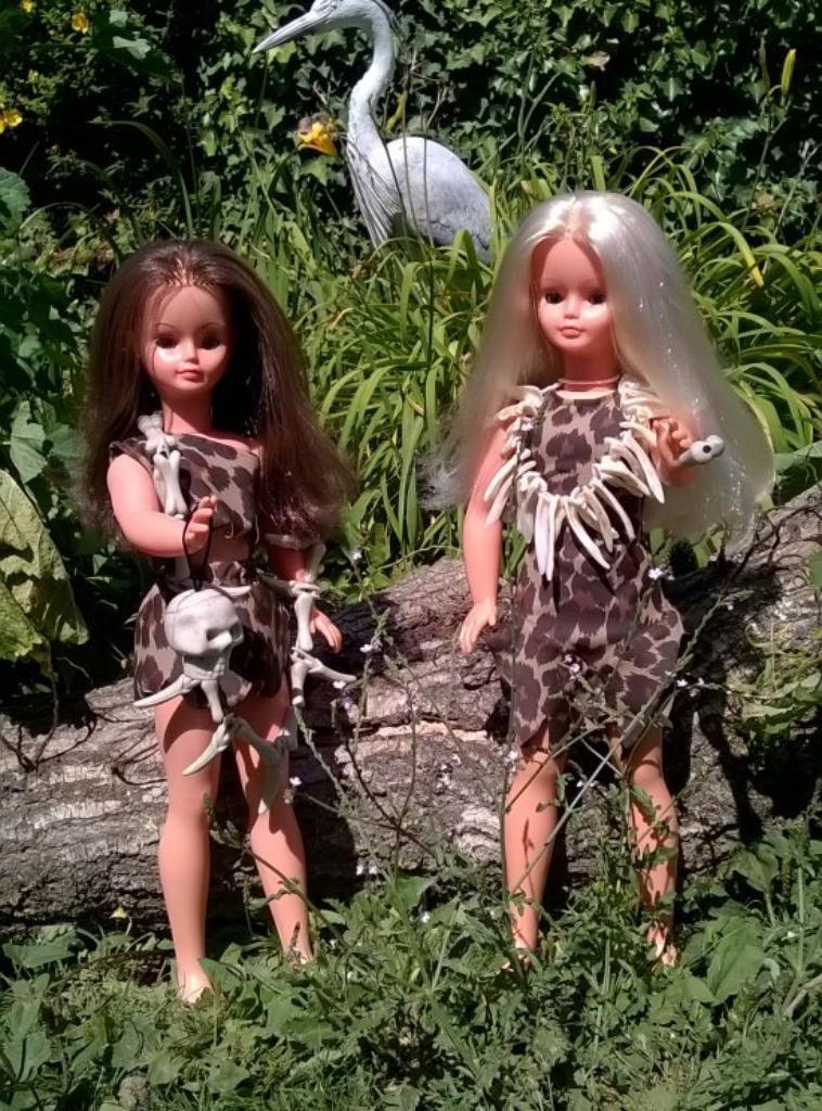 Jane les Tarzannes