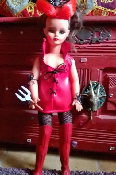 la diablesse s'habille en Prada ou pas.................