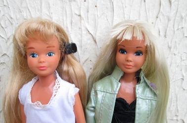 poupées skipper