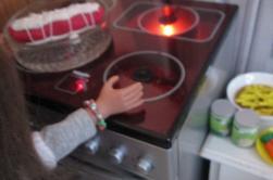 Martine cuisinière en chef