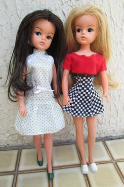 je revend toute ma collection de poupées