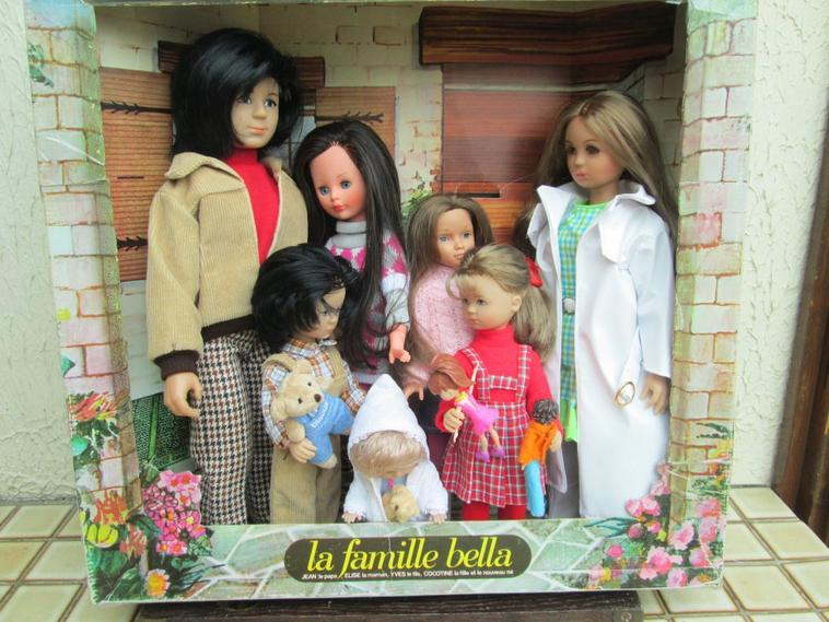 la famille Bella au grand complet