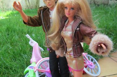 Kenny et Arielle...............l'amour toujours !