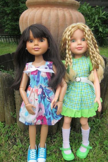 Kaithlin et Aliesha