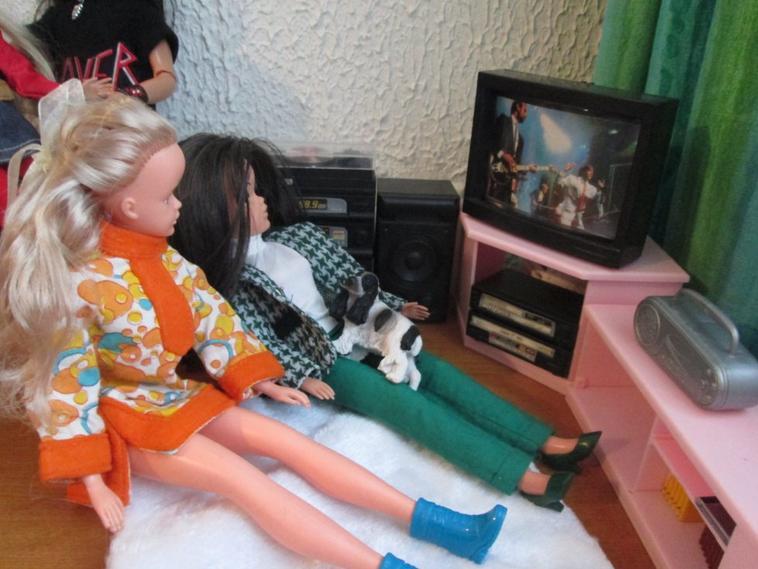 un temps à regarder la télé