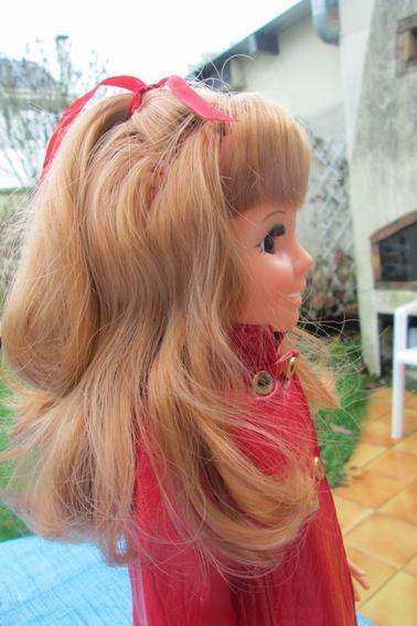 nouvelle coiffure pour Crissy