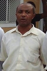 TOCHA DJOHA, le prisonnier politique à la barre