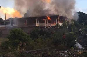 La barbarie a encore frappé  entre les villages Tsidjé et Saliman
