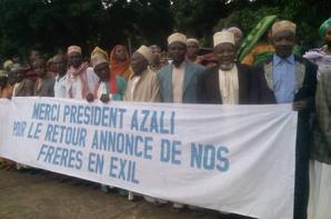 Le président AZALI serait-il entrain de repactiser avec le diable?