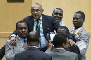 La Confédération Africaine de Football(CAF) a un nouveau président
