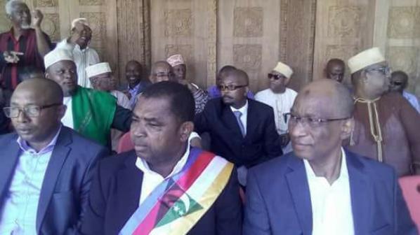 Assises: L'opposition dénonce l'esprit des Assises