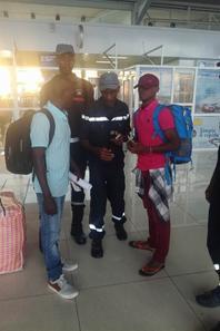 Les rescapés en mer, enfin de retour aux Comores