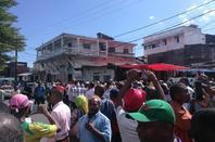 Anjouan: Une manifestation à haut risque se poursuit en ce moment à Mtsamudu