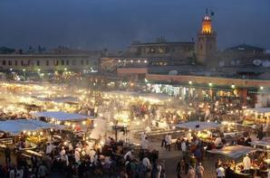 La plus belle ville dans l'afrique c'est marrakech mon amour <3