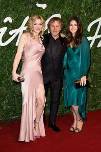 1/12/14 British Fashion Awards, Londres
