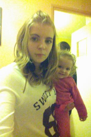 ma petite soeur la plus belle ...