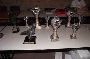 Remise des prix amicale colombophile de Thiérache 2014 (suite 1)