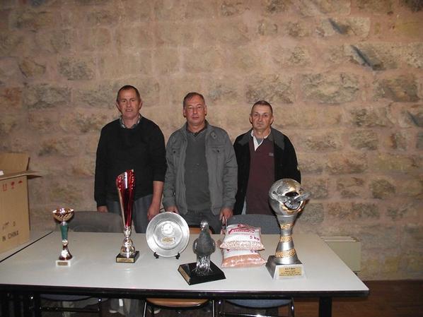 Remise des prix amicale colombophile de Thiérache 2014 (suite 2)