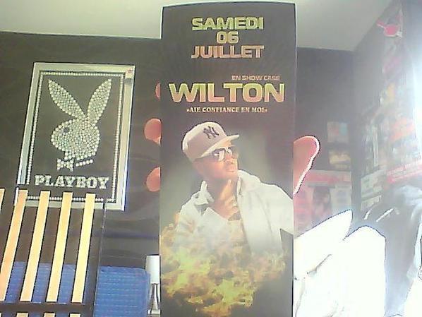 dj wilton/agenda mois de juilet