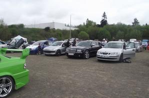 les voitures du club present a vimoutier