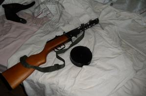 Photos de ma PPSH =)