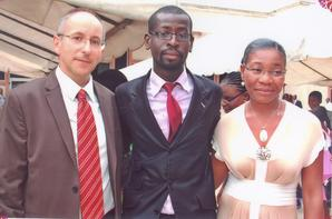 SALIM DIALLO GRAND HOMME DE LA COMMUNICATION  UN BEL EXEMPLE POUR LA JEUNESSE   FELICITATION ........SALIM DIALLO