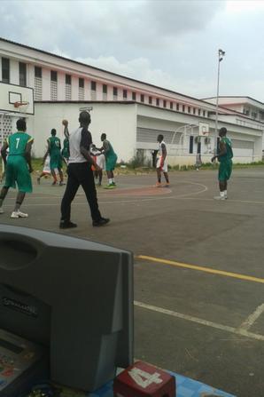 SALIM DIALLO l'un des meilleurs arbitre de Basket en côte d'Ivoire