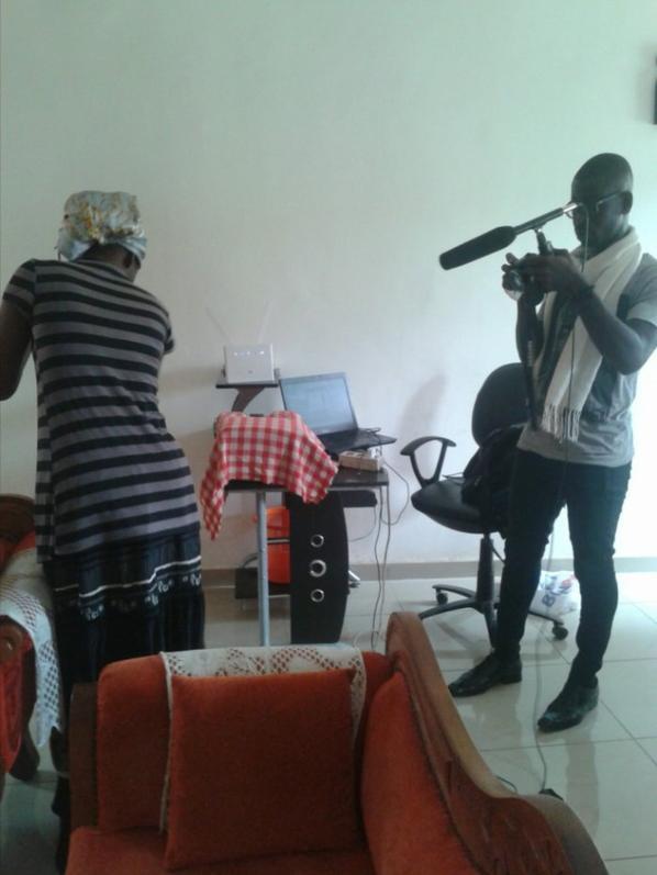 Salim Diallo meilleur réalisateur de sa génération