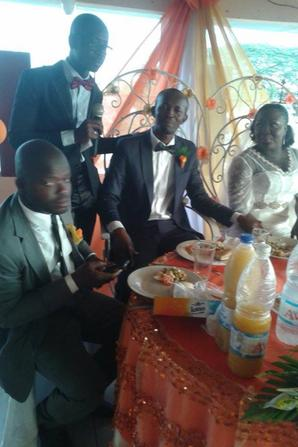 Salim Diallo l'un des meilleurs Maîtres de cérémonie (M.c) pour vos événements