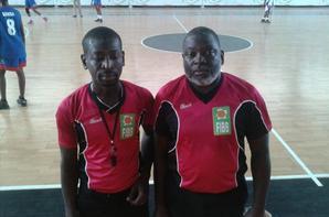 Salim Dialllo l'un des meilleurs arbitres de Basket en côte d'ivoire