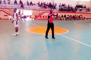 Salim Diallo Arbitre de Basket l