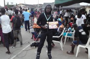 Au Roller Salim Diallo reçoit le prix du meilleur entraineur 2016 - 2017