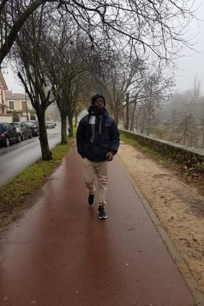 Salim Diallo en France