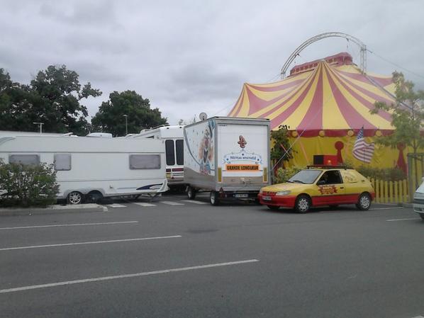 cirque John Fratellini 2014