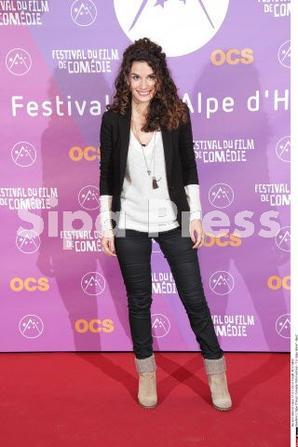 Barbara, au festival de l'Alpe d'Huez ( 2è jour)